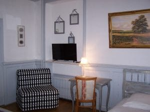chambre triple auberge de la marquise